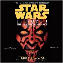 The Phantom Menace (audiobook-abridged)