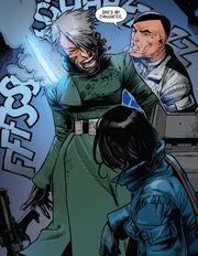 Aphras father stabs Tolvan