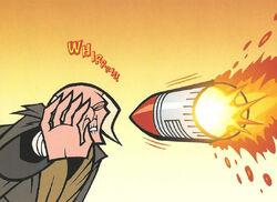 Brilliant missile