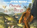 Chewie and the Porgs