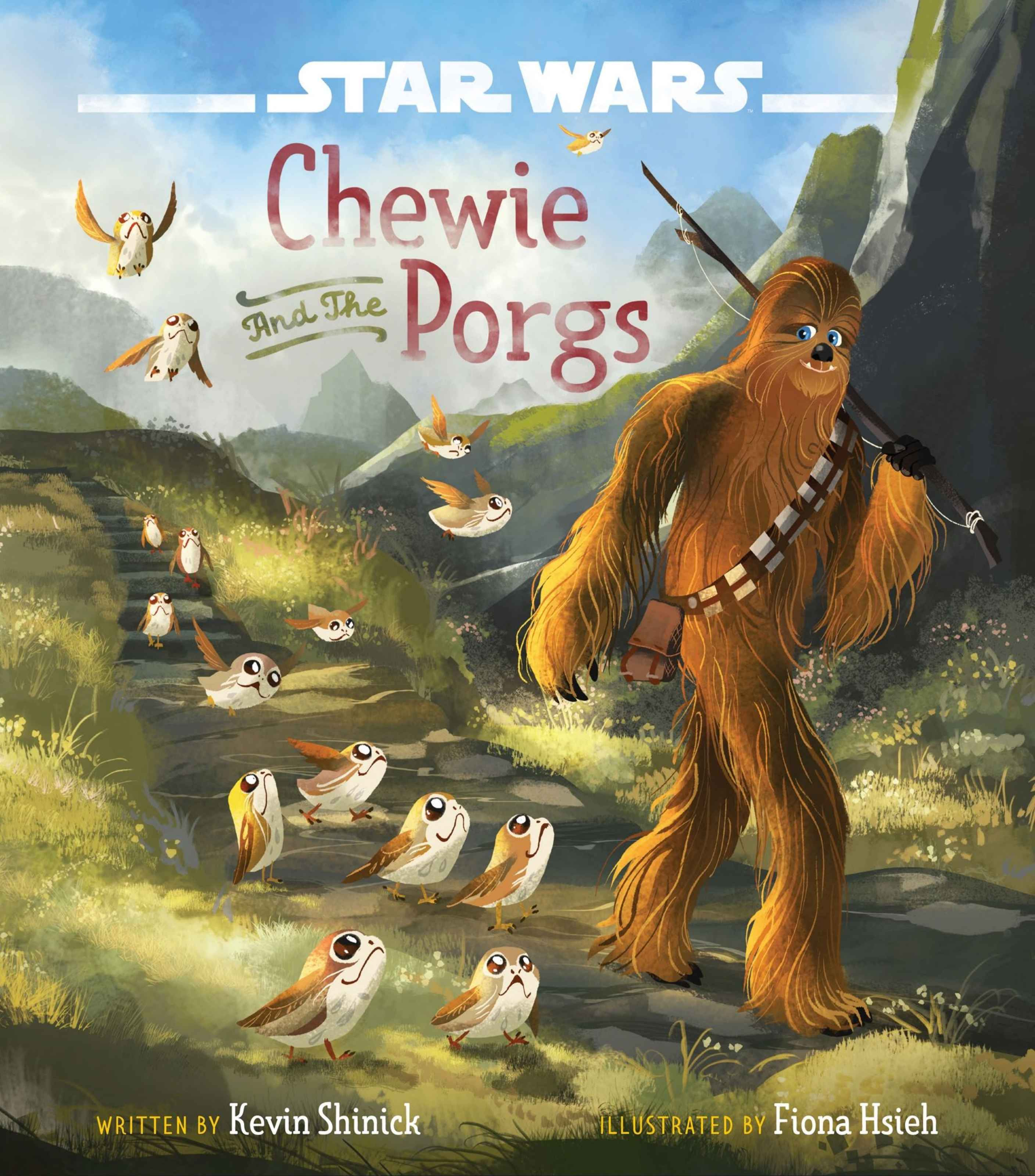 chewie and the porgs wookieepedia fandom powered by wikia. Black Bedroom Furniture Sets. Home Design Ideas