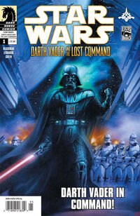 Darth Vader and the Lost Command 1