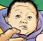 Jacen novorozeně
