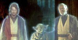 Jedi Spirits Endor