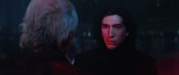 Kylo and his father