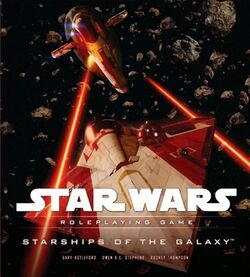 Starships of the Galaxy (2 wyd.)