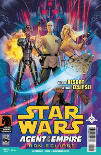 Agent of the Empire - Iron Eclipse 5