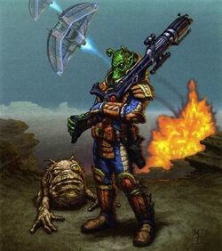 Elite soldier TotG
