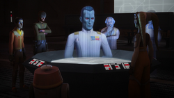 Thrawn addresses Rebels ZH