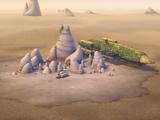 ヴィザーゴのキャンプ