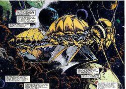 Colossus Wasp