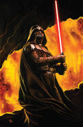 Darth Vader Dark Lord of the Sith 1 Granov Textless