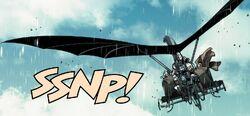 Glider Pran Kolara Anakin