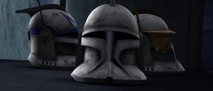 Rex helmet cody helmet and another helmet
