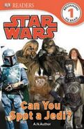 Star Wars Can You Spot a Jedi placeholder cover
