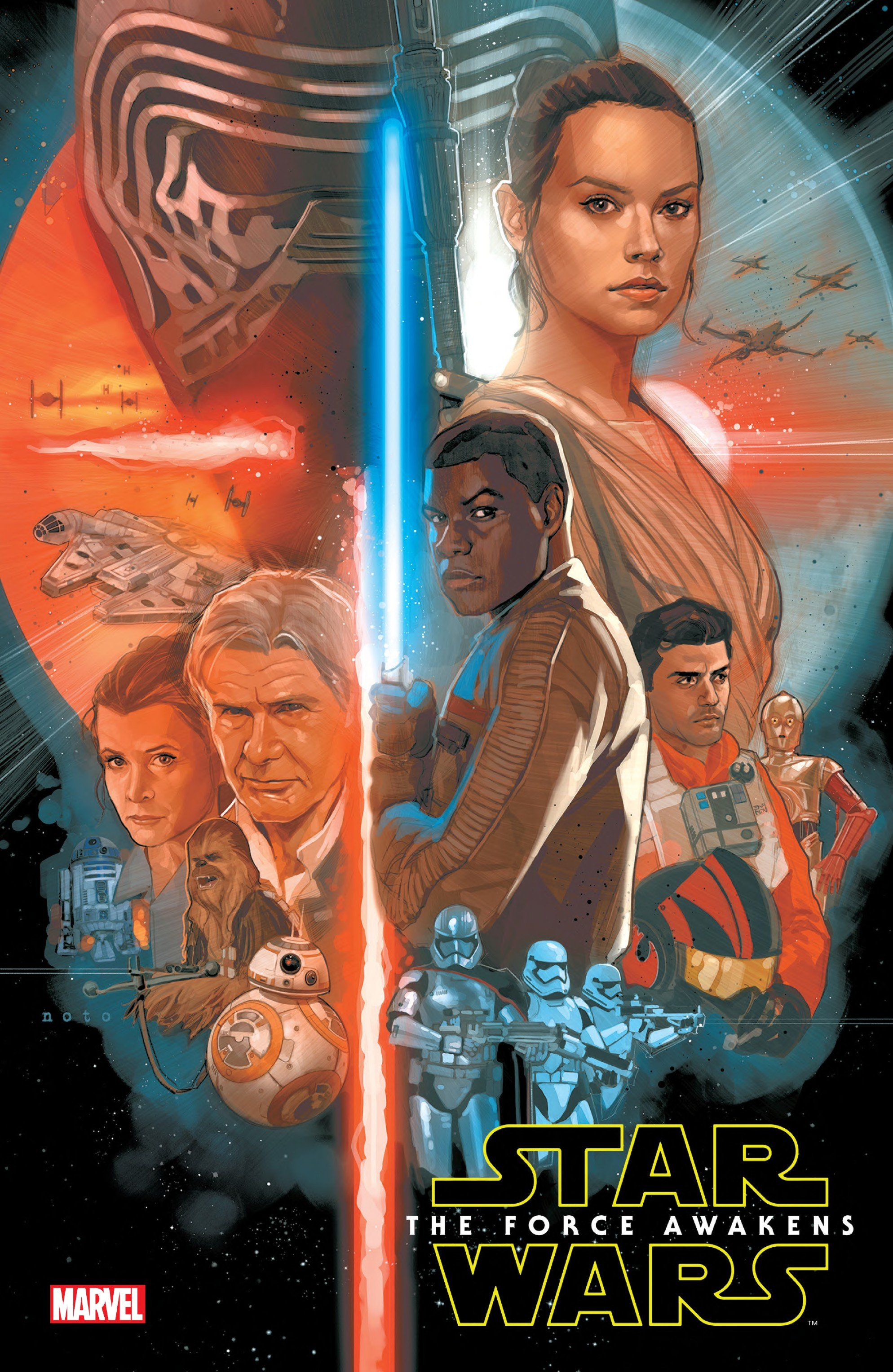 Marvelous Star Wars: The Force Awakens Adaptation | Wookieepedia | FANDOM Powered By  Wikia