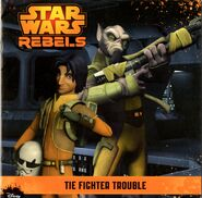 TIE Fighter Trouble Final Cover