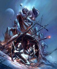 Tusken Raider Attack