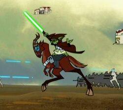 Yoda Kybuck