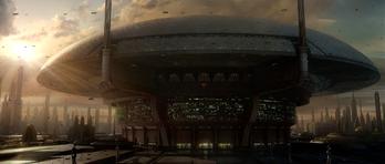 Budova senátu