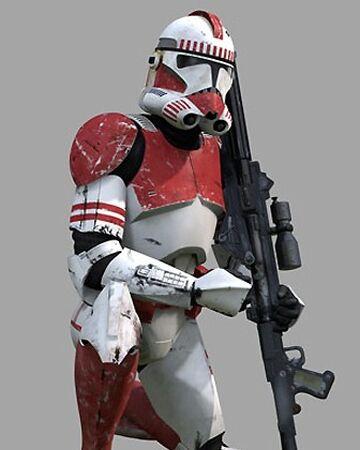 Clone shock trooper | Wookieepedia | Fandom