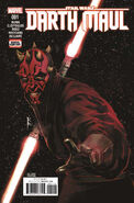 Darth Maul 1 2nd Printing