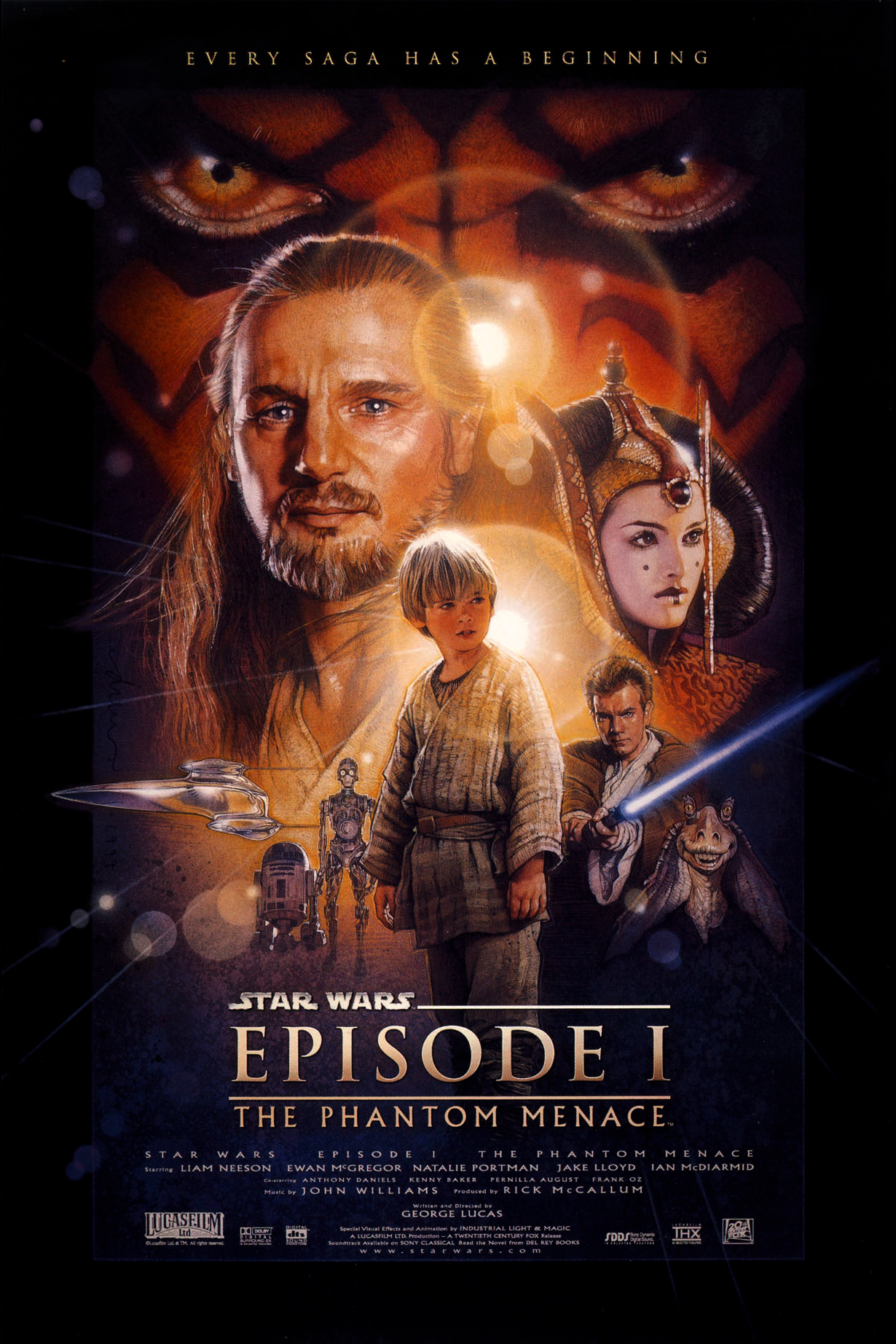 Star Wars: Episode I The Phantom Menace | Wookieepedia