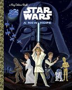 New Hope Big Golden Book