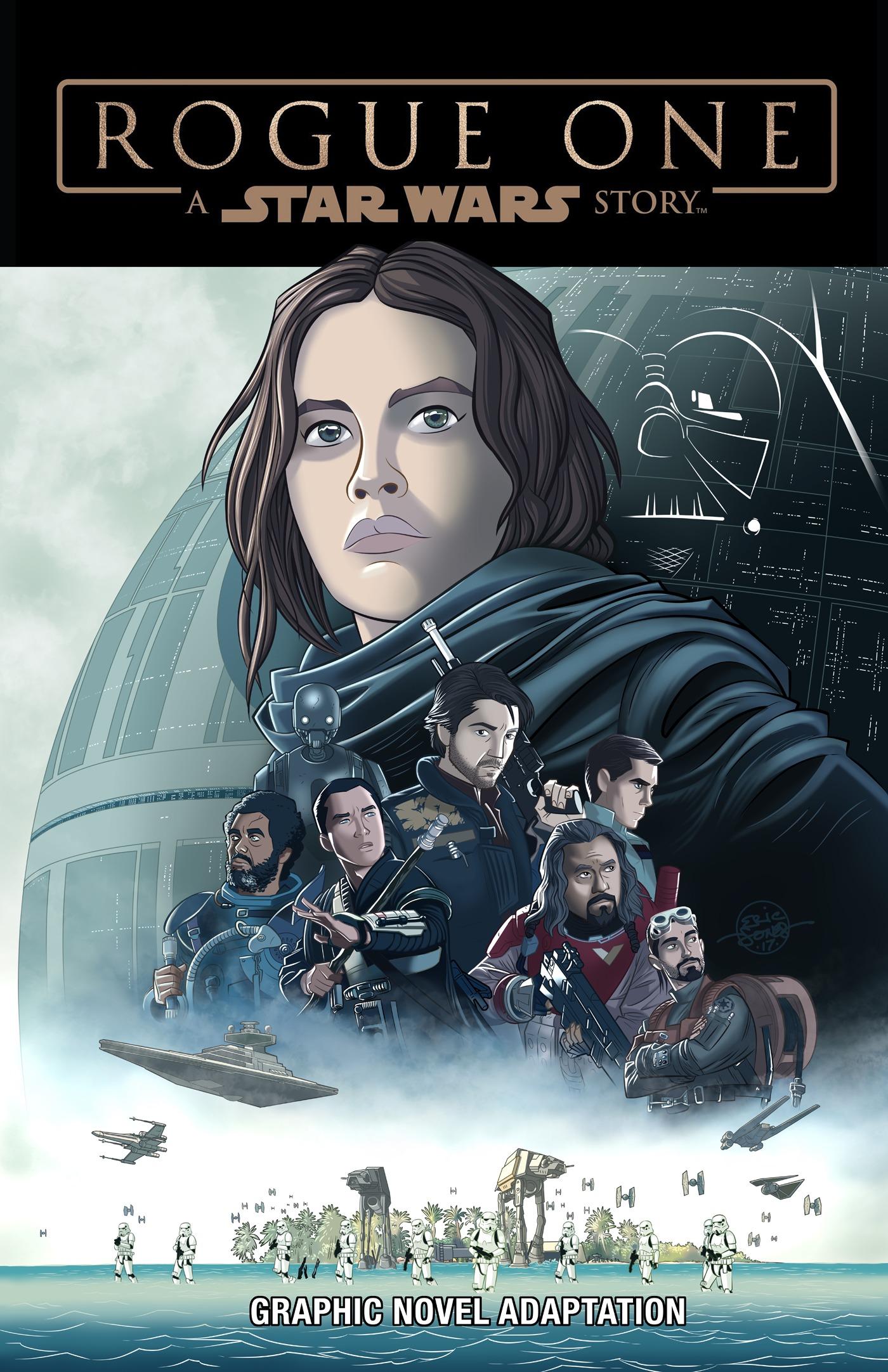 - Star Wars: Rogue One Graphic Novel Adaptation Wookieepedia Fandom