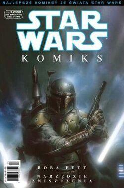 Star Wars Komiks 2008-03