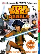 Star Wars Rebels Ultimate Factivity Collection Cover