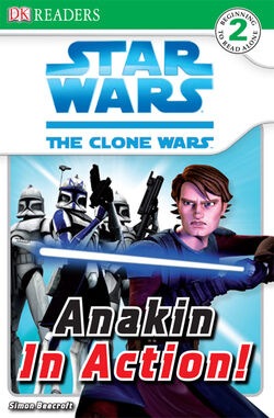 The Clone Wars - Anakin in Action