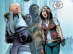 Aphra father reunion