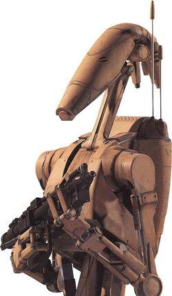 Battle Droid E-5