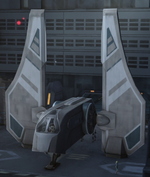 Mandalorian shuttle2