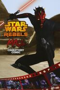Maul Cinestory final cover