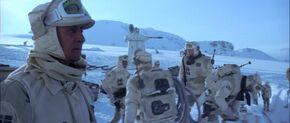 Rebels prepare for Empire attack