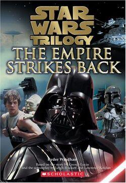 Star Wars - The Empire Strikes Back (powieść młodzieżowa)