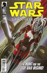 Dawn of the Jedi - The Prisoner of Bogan 1