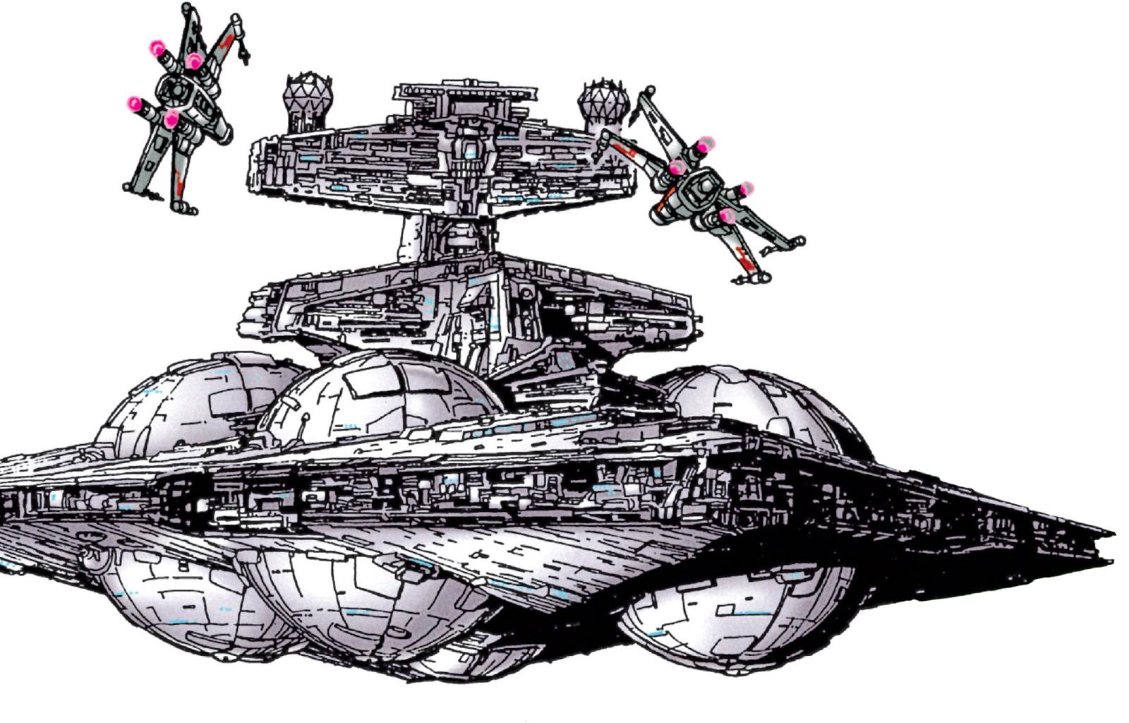 Interdictor-class Star Destroyer | Wookieepedia | FANDOM