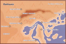 Frenzied River region