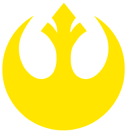image rebel symbol yellow png wookieepedia fandom powered by wikia