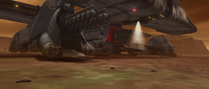 Separatist battle droids invade Florrum