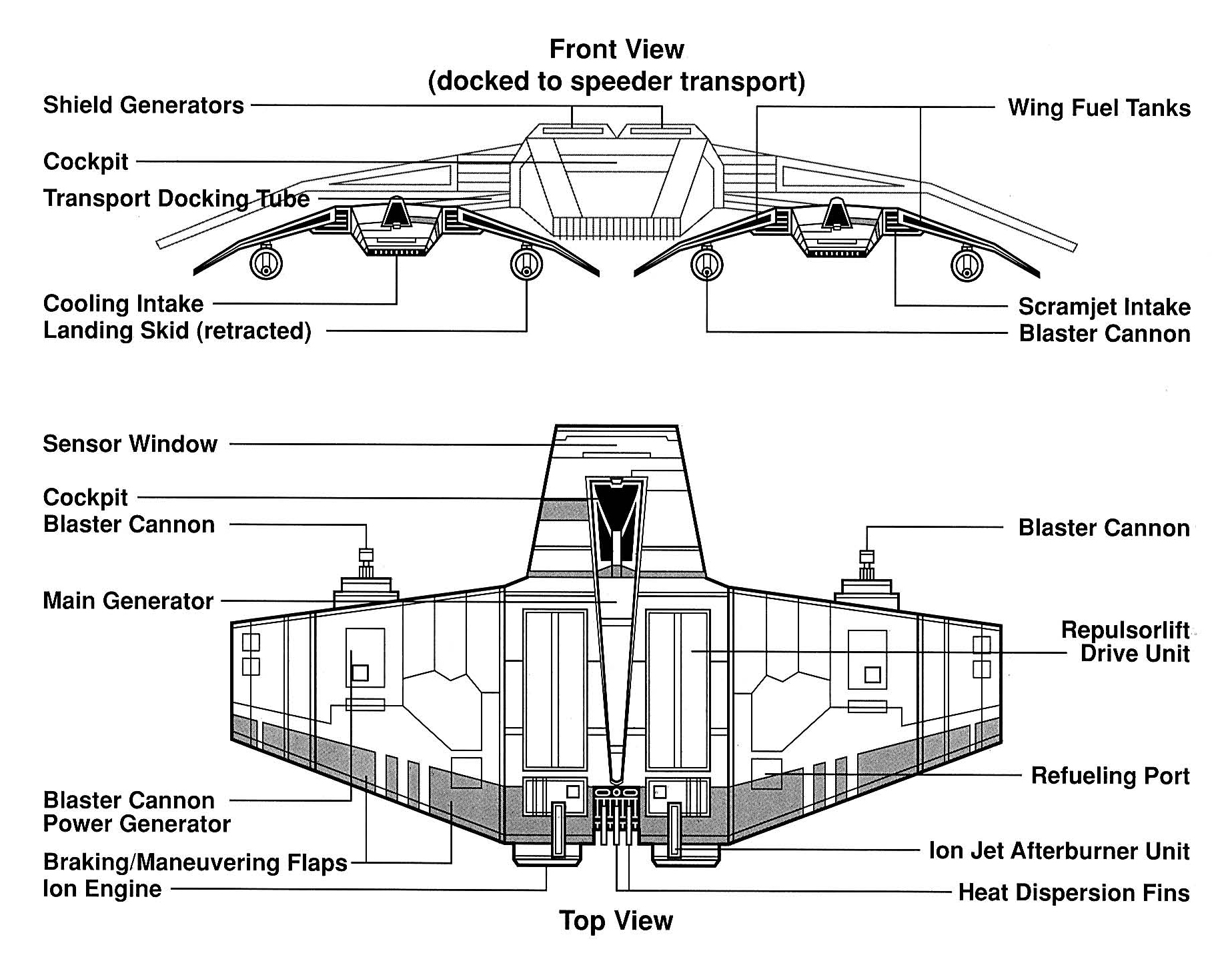 Image Vwing Egvv Wookieepedia Fandom Powered By Wikia V Star Wiring Diagram Free Download Schematic