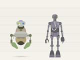 First-degree droid