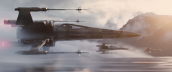 Episode VII - X wing Squadron