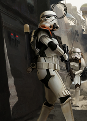 Imperial Stormtroopers Upgrade Expansion art