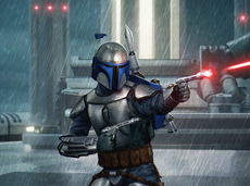 Jango Fett Armed to the Teeth SoH
