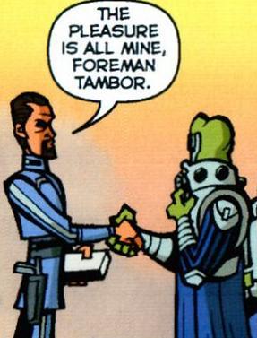 TamborBail
