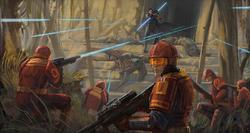 Battle of Yavin 4 Great Sith War